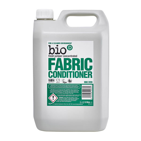 Bio-D Fresh Juniper Fabric Conditioner – 5L