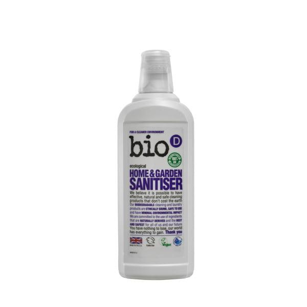 Bio-D Home & Garden Sanitiser – 750ml