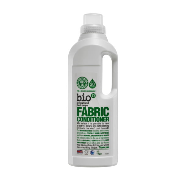 Bio-D Fresh Juniper Fabric Conditioner – 1L