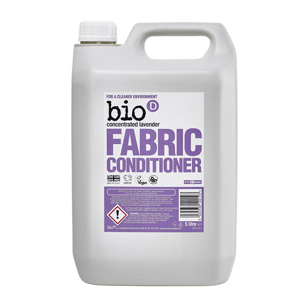 Bio-D Lavender Fabric Conditioner – 5L