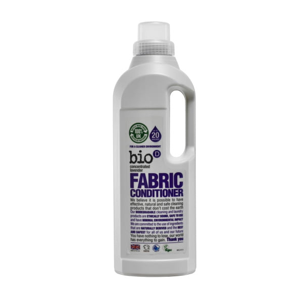 Bio-D Lavender Fabric Conditioner – 1L