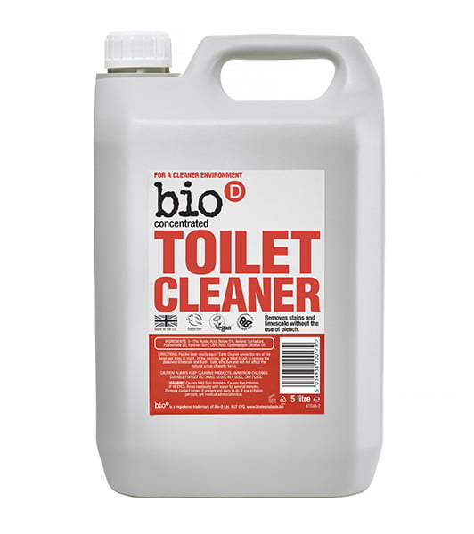 Bio-D Toilet Cleaner – 5L