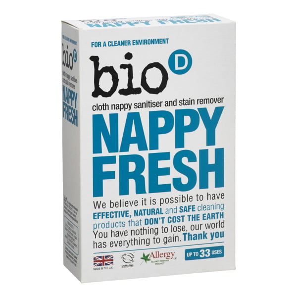 Bio-D Nappy Fresh – 500g