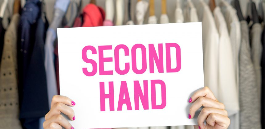 Second hand doesn't mean second best